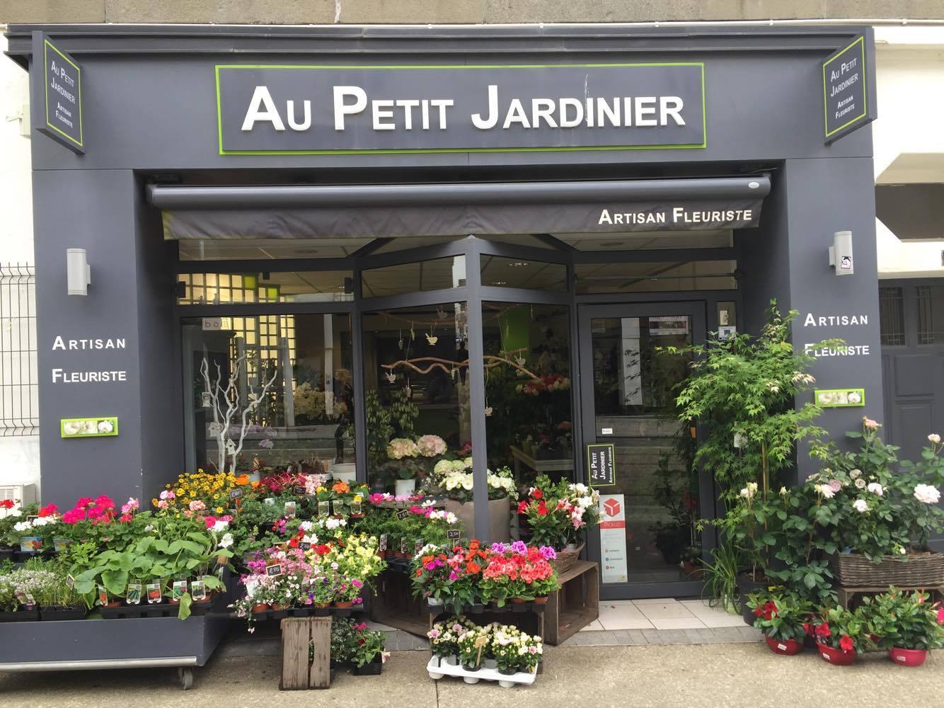 Assez Vitrines-Brest.fr - Fleuriste - Au petit jardinier DL67